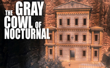 The Gray Cowl of Nocturnal Turkish Translation