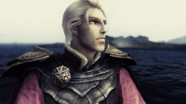 Nykal the master vampire - a standalone follower mod