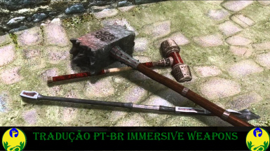 Traducao Pt-Br Immersive Weapons