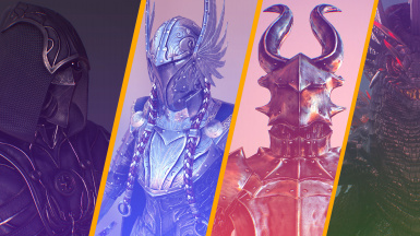 Zerofrost Mythical Armors and Dragon spanish