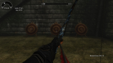 Nocturnal Bow and Arrow