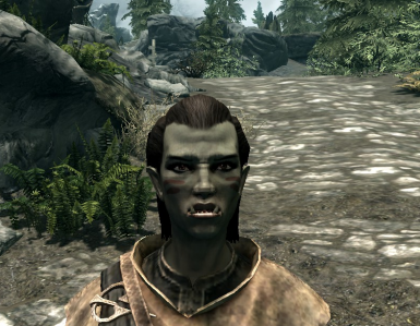Attractive female orc savefile - Shelur