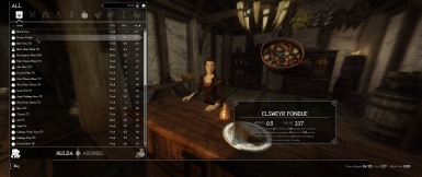 Requiem -- Vendors sell Bestial Stew and Elsweyr Fondue