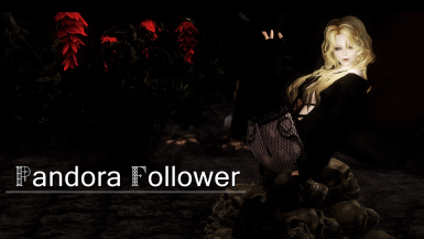 Pandora Follower at Skyrim Nexus - mods and community
