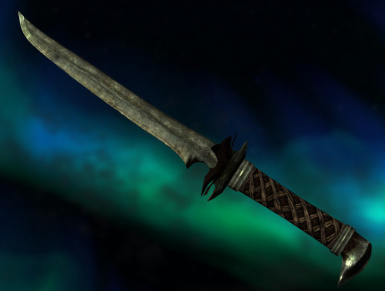 Orcish Tanto