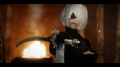 Akemi The Snow Elf 2b Cosplay Follower