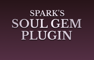 Arkay's Blessing - Spark's Soul Gem Plugin