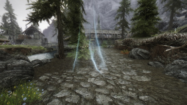 Conjuration Visual Effect Replacer