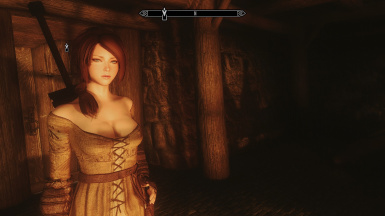 Amelia Rose - A truly beautiful Racemenu preset at Skyrim