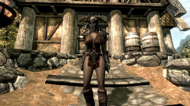 Meridia - Standalone Dark Elf follower