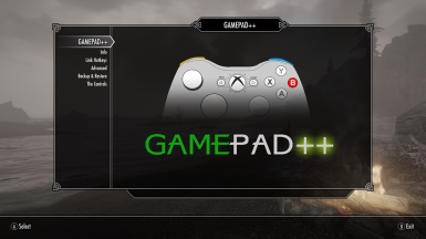 GAMEPAD Plus Plus (Old Version) at Skyrim Nexus - mods and
