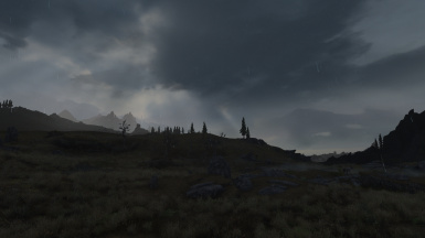 Climates of Tamriel - Storm Rain