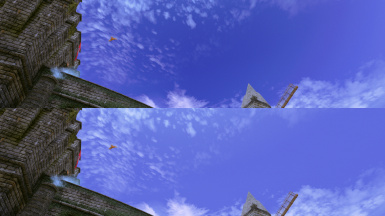 Sky Depth Effect