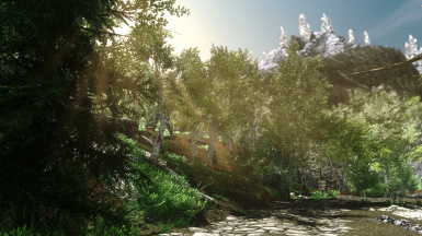 Bigger Heartland Aspens for Beyond Skyrim Bruma