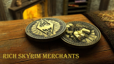 Rich Skyrim Merchants