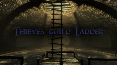 The Thieves Guild Ladder - German