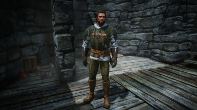 Witcher 3 Griffin School Gear Set