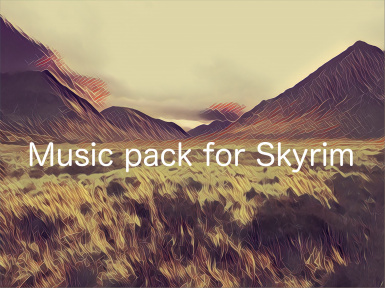 Extra Music Pack For Skyrim