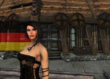 Nerida - Custom Voice Rogue Follower - German