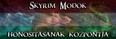 Unofficial Skyrim Legendary Edition Patch - SMHK - Hungarian translation