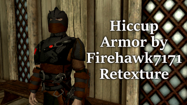 HTTYD2 Hiccup's Armor Retexture