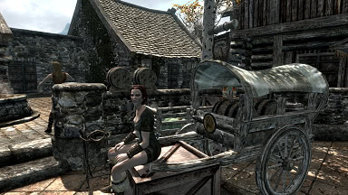 My Stores in Skyrim II - Working Housecarls and Spouse - Vanilla Plus