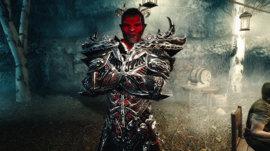 4K Daedric Armor and Weapon Improvement for UUNP