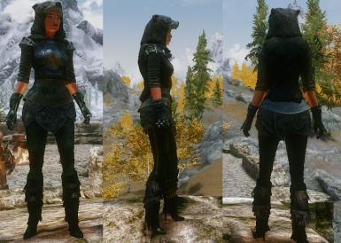 Kela Stormcloak And Sons Of Talos Armor Replacer HDT 1.0