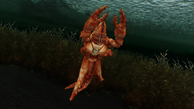 Sea Dreughs- Mihail Monsters and Animals (mihail immersive add-ons - morrowind)