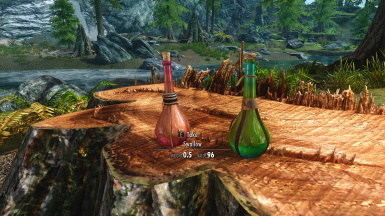 Basic Witcher Potions