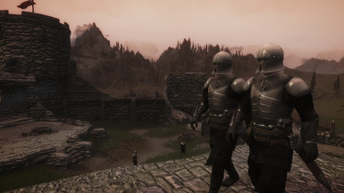 TARGARYEN CONQUEST OF SKYRIM (IMPERIAL ARMOR REPLACER)