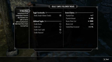 Really Simple Follower Tweaks