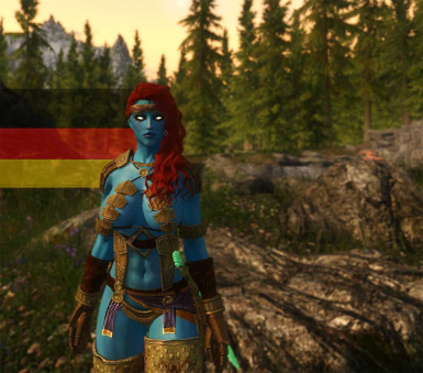 Solar - Custom Voice Warrior Follower German