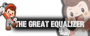 The Great Equalizer   Banner