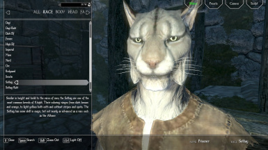More Khajiit- Subspecies