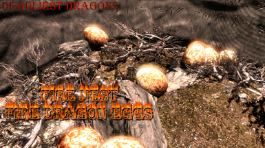Dragon Nests-(Dragon Eggs)