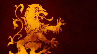 27109 A Song of Ice and Fire Game of Thrones House Lannister lion sigils