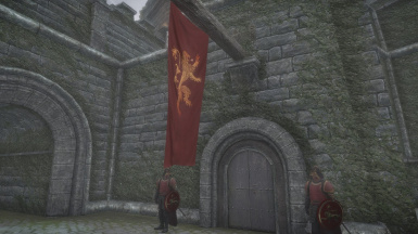House Lannister of Solitude From HBO Game of Thrones