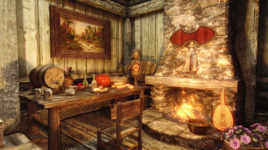 Enderal - Player Home Redone