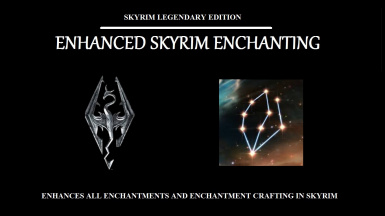 Enchanced Skyrim Enchanting