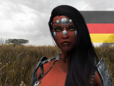 Yashira - Custom Voice Redguard Follower German