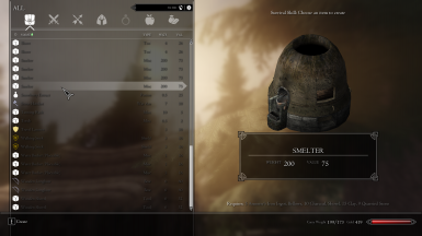 Craftable Smelter