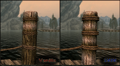 Solitude Docks Ropes