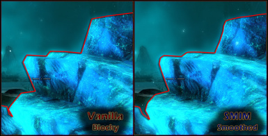 Rocks Blackreach Comparison