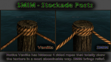 Stockade Posts Comparison