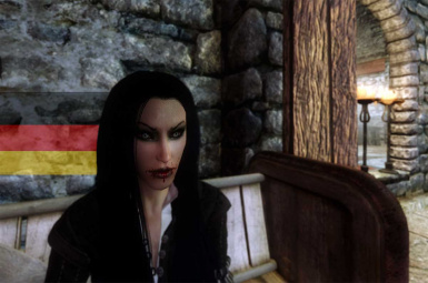 Xymena - Custom Voice Bruxa Vampire Follower German