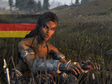 De'zicrah - Custom Orc Voice Follower German