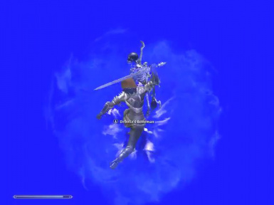 Slick Onehanded Animation