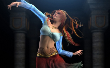 Dance for skyrim Patch By valentina