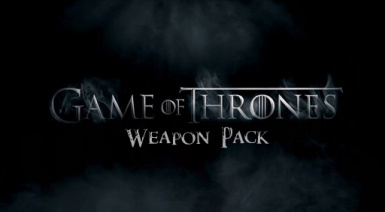Game of Thrones Weapon Pack (SO)